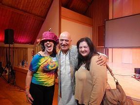 Dr. K, susana and I 3